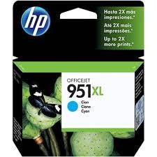 CARTUCHO HP 951XL AZUL CN046AB