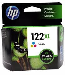CARTUCHO HP 122XL COLOR CH564HB
