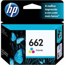 CARTUCHO HP 662 COLOR CZ104AB